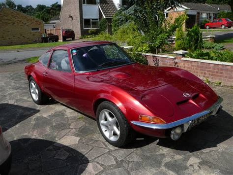 1972 Opel Gt For Sale by 1972 Opel Gt Sold Car And Classic