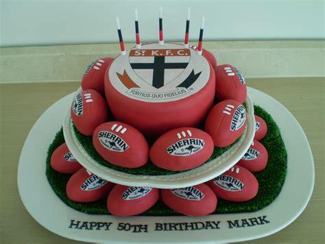 st kilda footy cake afl st kilda football club