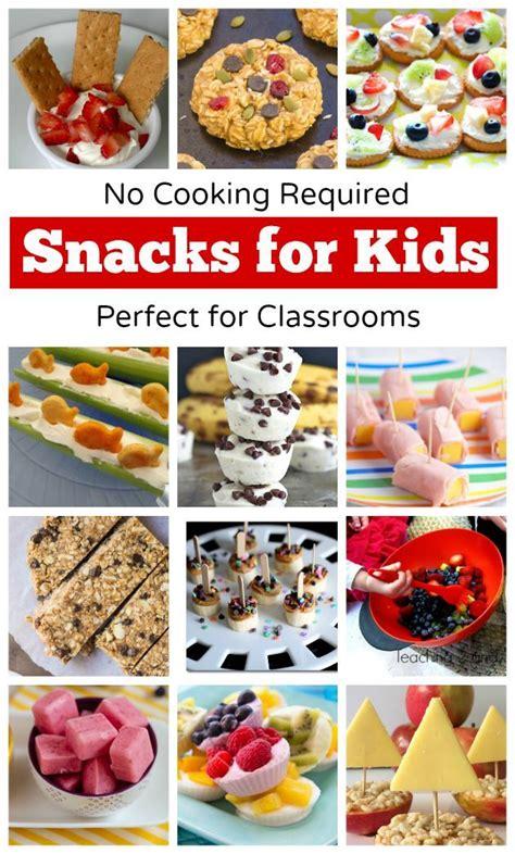 25 best ideas about classroom snacks on 375 | 2de5f1de8dd21851dd54f4e5f7c0a300 easy snacks for kids kid snacks