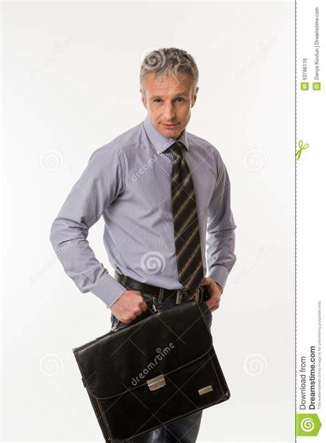 commis de bureau homme d 39 affaires confiant photo stock image 53786116