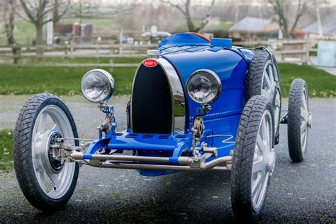 Exclusive edition paying tribute to legendary french pilots. Pronounce Media - Bugatti Baby II gets the Bugatti Owners' Club stamp of approval