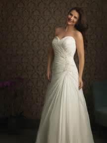 wedding dresses ivory ivory strapless plus size wedding dresses prlog