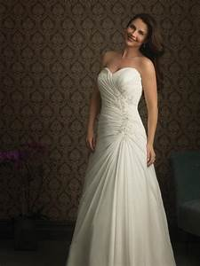 Ivory strapless plus size wedding dresses prlog for Plus size ivory wedding dresses