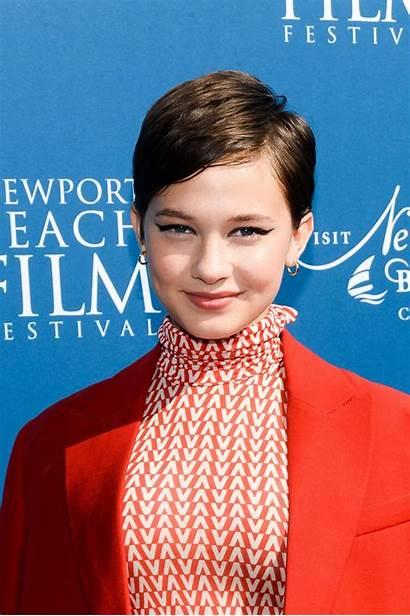 Cailee Spaeny Actors Variety Beach Film Newport