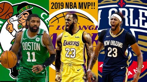 The Only 7 Players That Can Win The 2018-19 Nba Mvp
