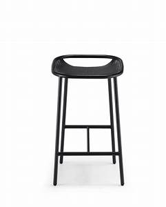 Contemporary Grille Outdoor Counter Stool Designed by ...