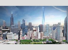 Plan calls for replacing Thompson Center with new tower