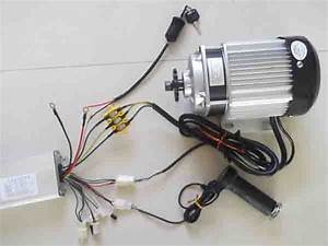 48v 750w Electric Brushless Dc Motor For Electric Trike
