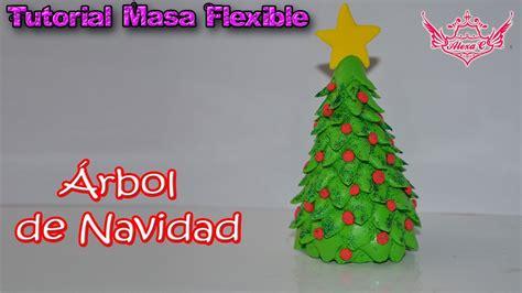 tutorial 193 rbol de navidad de masa flexible