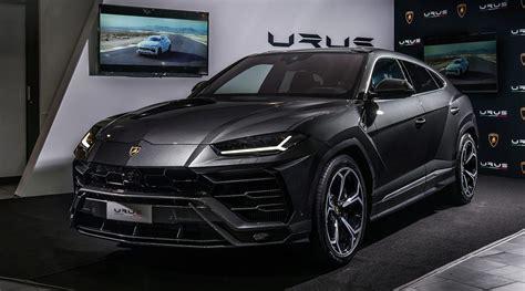 lamborghini reveals plans  urus plug  hybrid tires