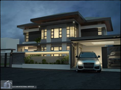 2 Storey Residential House
