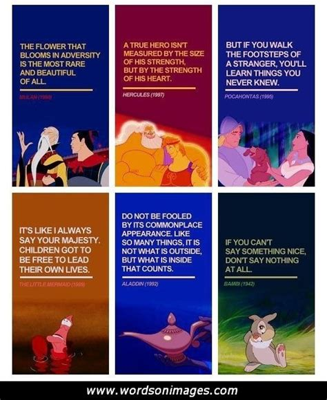 friendship quotes disney movies quotesgram