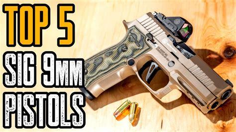 top   sig sauer mm pistols  discountsurvival gearcom