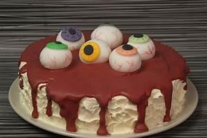 Halloween Rezepte Kuchen : red velvet cake rezept blutige halloweentorte mit ~ Lizthompson.info Haus und Dekorationen
