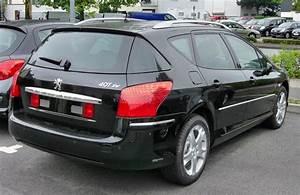 407 Sw Break : datei peugeot 407 sw ii facelift jbl 20090808 rear jpg wikipedia ~ Gottalentnigeria.com Avis de Voitures