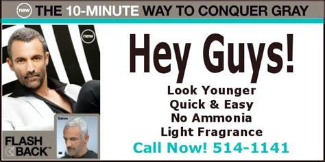Bang Salon Offers New Color For Men