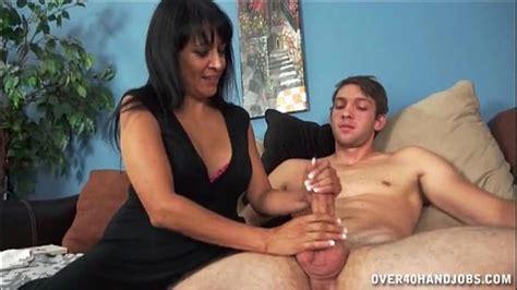 Sexy Brunette Milf Handjob Xvideos Com