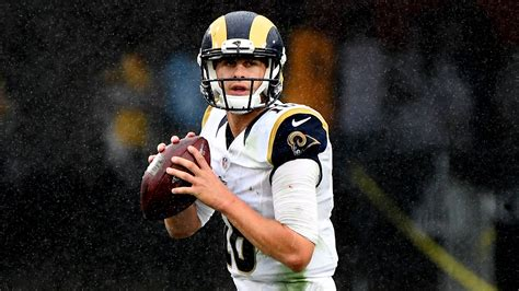 jared goff   debut   rams dont