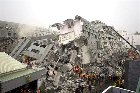 Taiwan Earthquake Kills At Least 14 As Chipmaking Hub