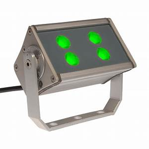 Floodlight led beam green tronix
