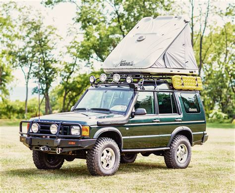 james baroud discovery extreme rooftop tent outdoors