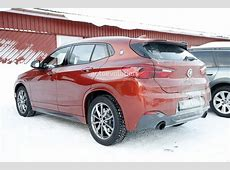 BMW X2 M35i Spied Winter Testing the 300 HP SUV That