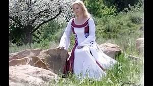 corde micante mittelalter brautkleider medieval wedding With robe de mariée médiévale