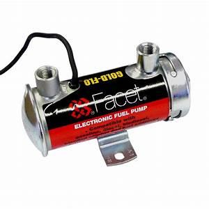 Facet Red Top Electric Fuel Pump 6 5