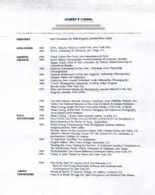 resume of artist chong albert v selected document artasiamerica a digital archive for asian asian