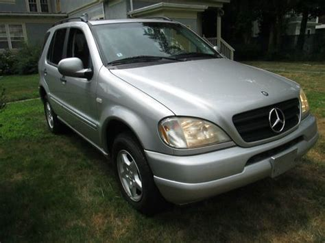The model received many reviews of people of the automotive industry for their consumer qualities. Buy used 2000 Mercedes-Benz ML320 4x4 wOw!! hi miles $AVE nOw very clean sharp safe NR in ...