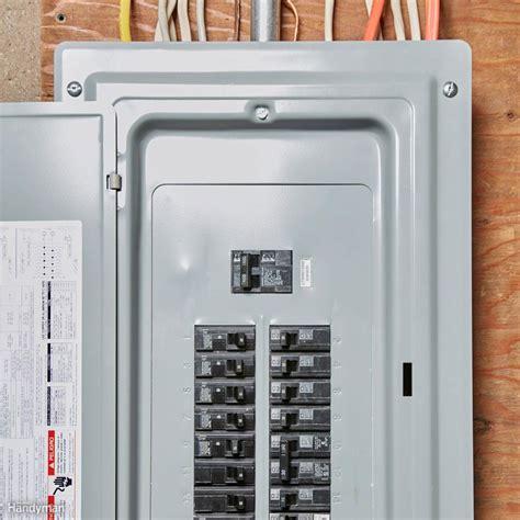 Reset  Circuit Breaker  Family Handyman