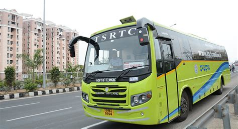 tsrtc official website   bus ticket booking tsrtconlinein