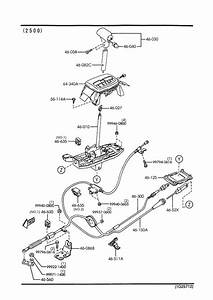 Mazda 626 Cable