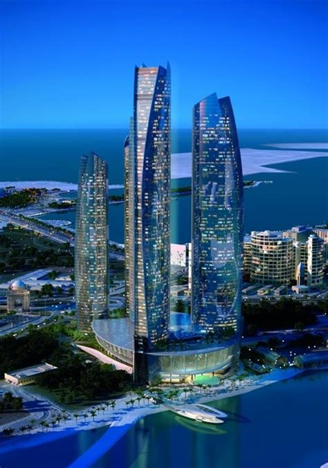 worlds   hotel queensland designed abu dhabi project wins architecture design