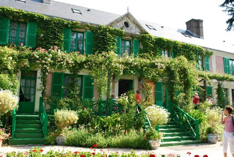 giverny monet s home