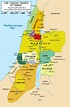 File:12 Tribes of Israel Map.svg - Wikipedia