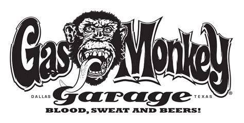 Gas Monkey Font