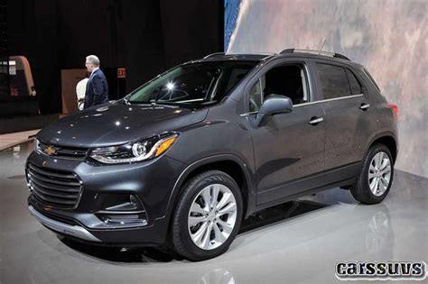 20182019 Chevrolet Trax  New Cars  Price, Photo