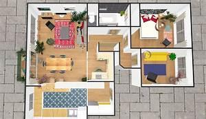Plan 3d En Ligne : plan de maison 3d en ligne gratuit interesting ordinaire ~ Dailycaller-alerts.com Idées de Décoration