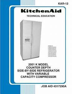 Kitchenaid Superba Microwave Repair Manual