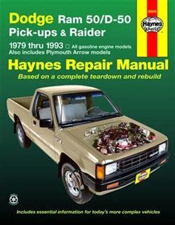 how to download repair manuals 1993 dodge ram wagon b350 transmission control haynes repair manual for dodge 1979 thru 1993