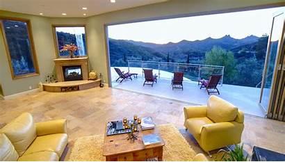 Living Interior Landscape Villa Salon Relax Happy