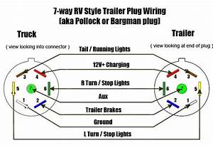 4 Pin Trailer Connector Wiring Diagram