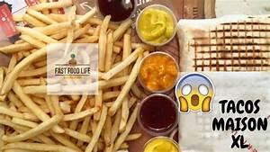 Comment Faire Des Tacos Maison : comment faire un tacos maison youtube ~ Melissatoandfro.com Idées de Décoration