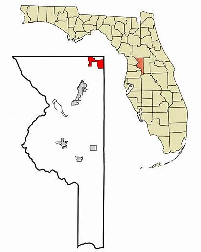 Villages Florida County Sumter Wikipedia Areas Highlighted