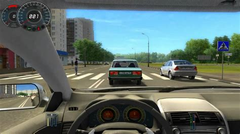 [pc] City Car Driving Simulator With Steering Wheel