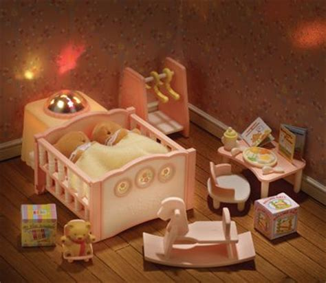 sylvanian families nightlight nursery set 1 the world s catalog of ideas