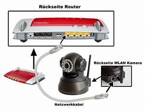 Ip Kamera Fritzbox 7490 : eine wlan kamera einrichten wlan kamera ~ Watch28wear.com Haus und Dekorationen