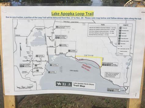 magnolia park lake apopka loop trail cycling