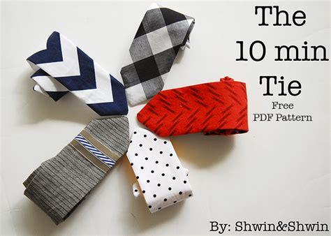 min tie    pattern shwin  shwin